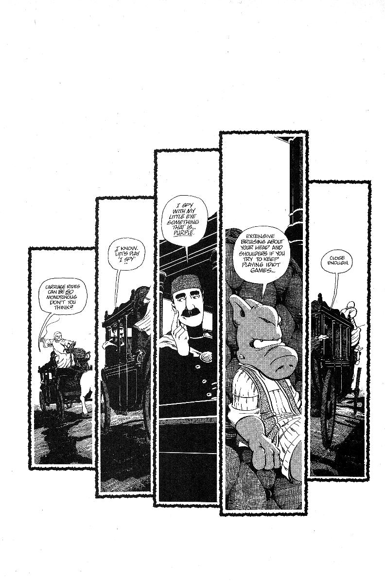 Cerebus, issue 93, page 8
