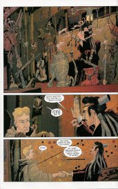 The League of Extraordinary Gentlemen, Volume II, page 6