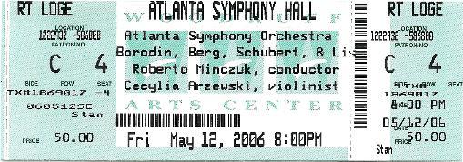 symphony may 2006